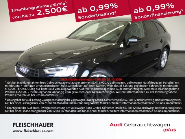 Audi A4 Avant 40 TDI sport 2.0 S line EU6d-T, Jahr 2019, Diesel