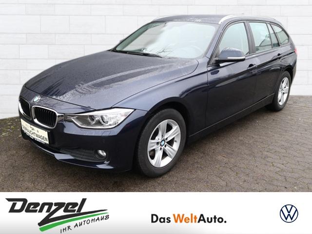 BMW 316 d Touring /XENON/NAVI/AHK/BLUETOOTH, Jahr 2014, diesel