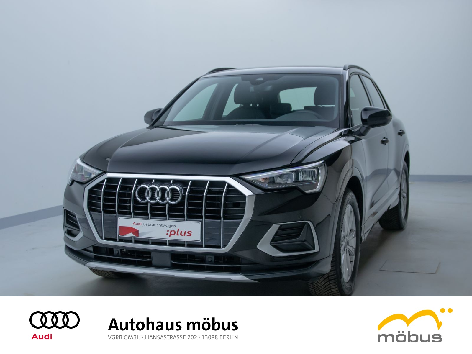 Audi Q3 35 TDI advanced S-TRO*ACC*LEDER*NAV*AVC*PDC, Jahr 2020, Diesel