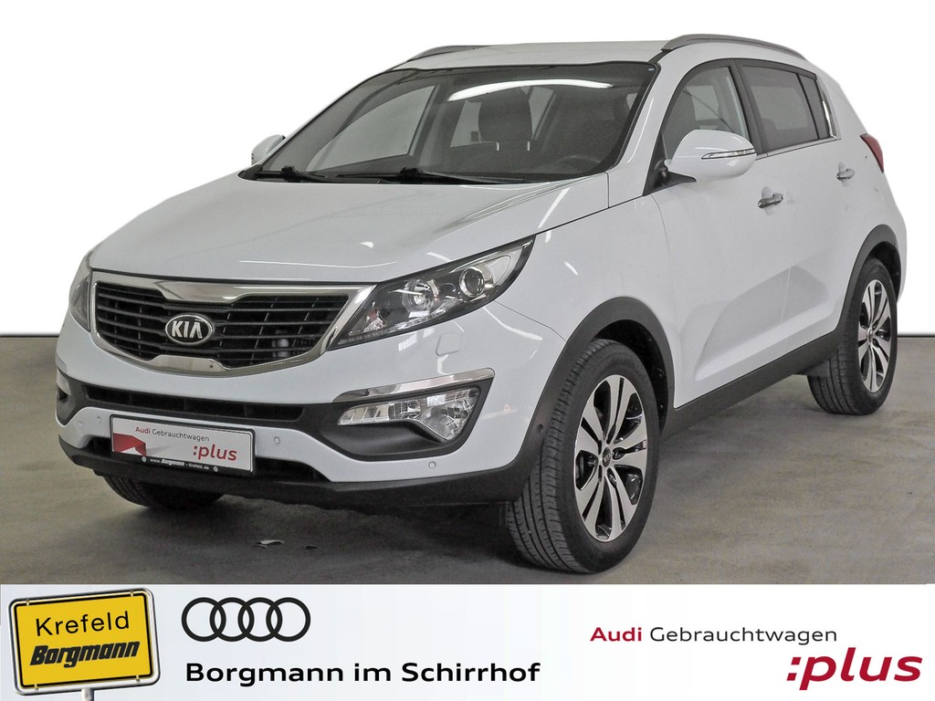 Kia Sportage 1.7 CRDi SPIRIT, Navi,Xenon,Sitzhzg., Jahr 2014, Diesel