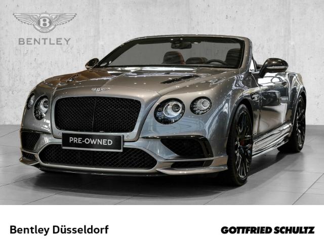 Bentley Continental Supersports Convert. BENTLEY D&apos,D, Jahr 2018, Benzin