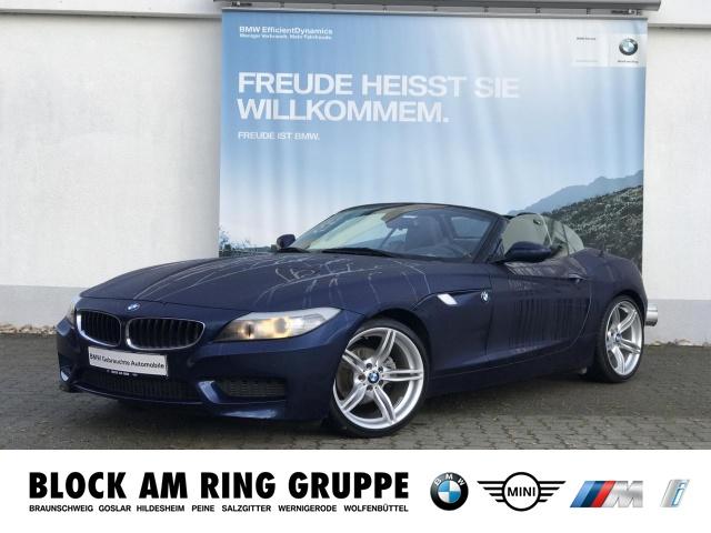 BMW Z4 sDrive20i M Sport SH PDC HiFi Komfortzugang, Jahr 2012, petrol