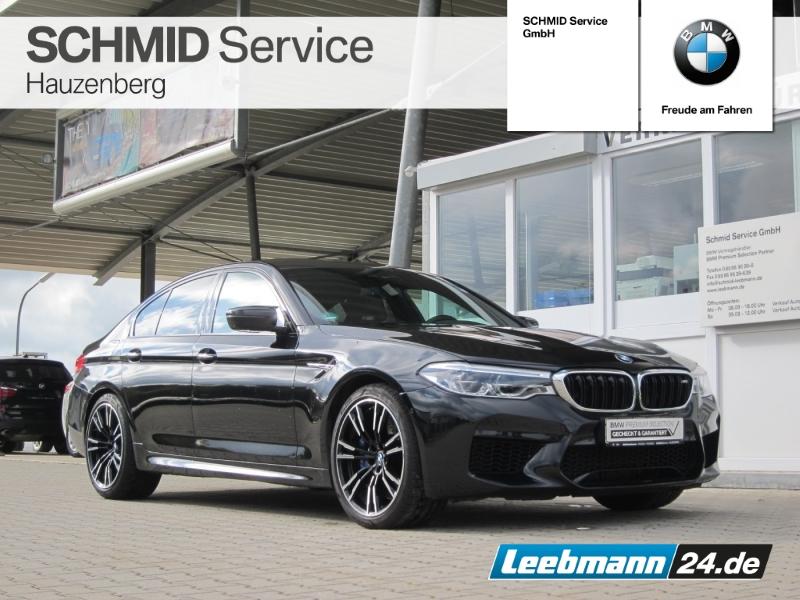 BMW M5 Lim. MASSAGE/HK-HIFI/360 GARANTIE bis 04/2023, Jahr 2018, Benzin
