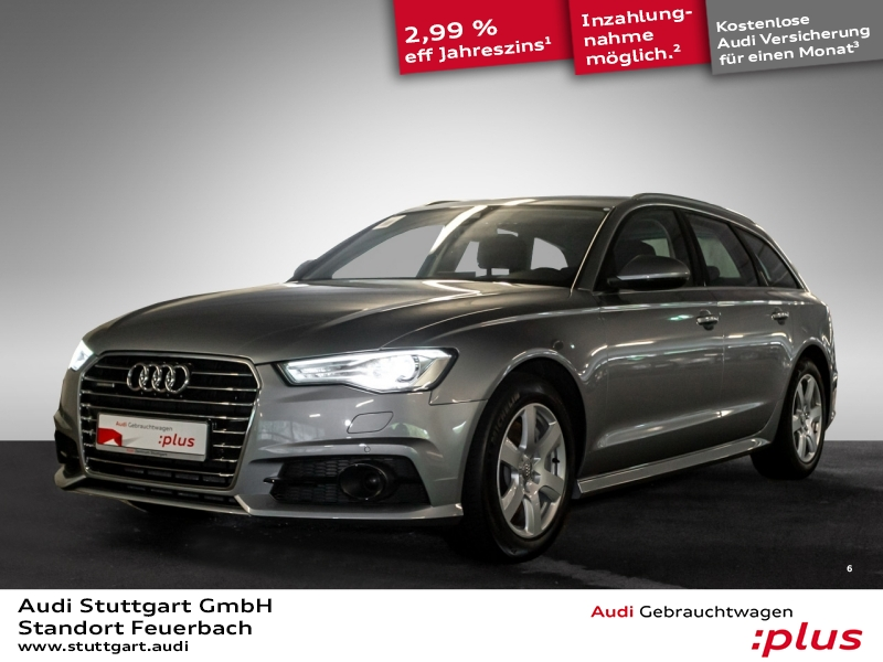 Audi A6 Avant 3.0 TDI quattro Pano Navi ACC Kamera, Jahr 2018, Diesel
