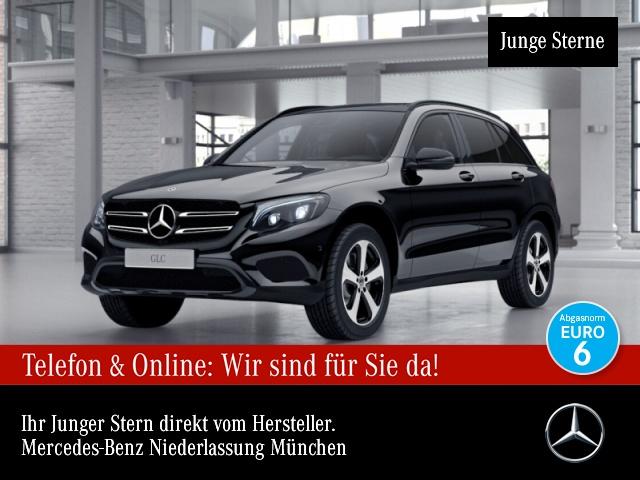Mercedes-Benz GLC 220 d 4M Exclusive Pano COMAND ILS LED HUD PTS, Jahr 2017, Diesel