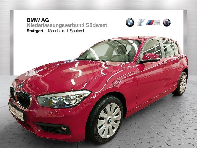 BMW 120i 5-Türer Advantage GSD Navi Bus. Tempomat, Jahr 2016, Benzin