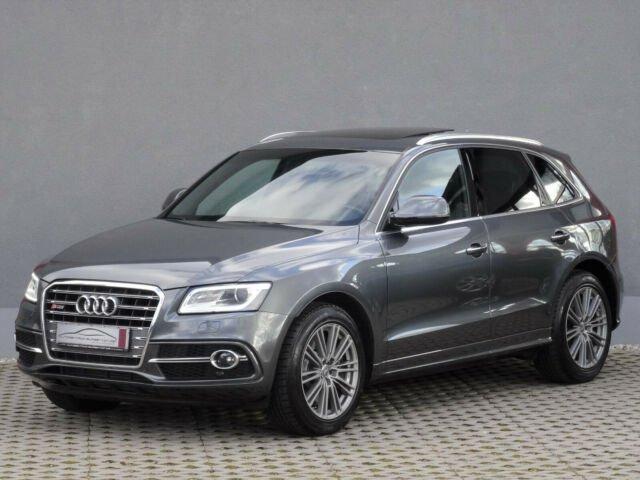 Audi SQ5 3.0 TDI quattro/MMI/Panorama/AHK/PDC, Jahr 2015, Diesel