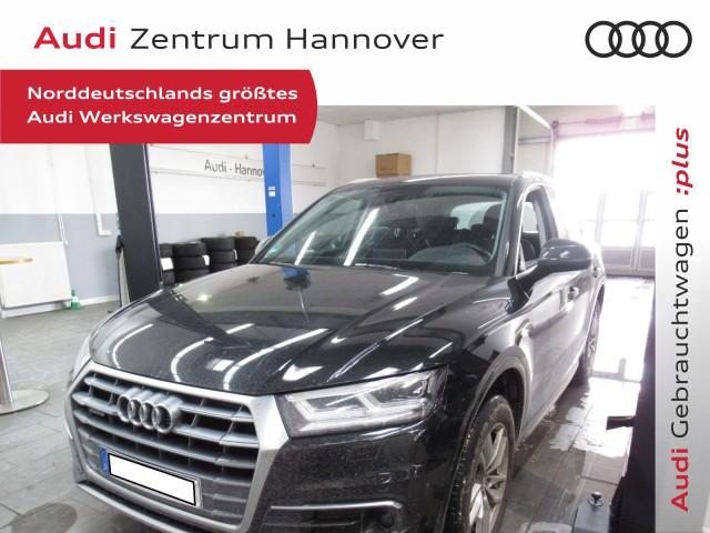 Audi Q5 2.0 40 TDI Sport, Matrix, ACC, Navi, Jahr 2019, Diesel