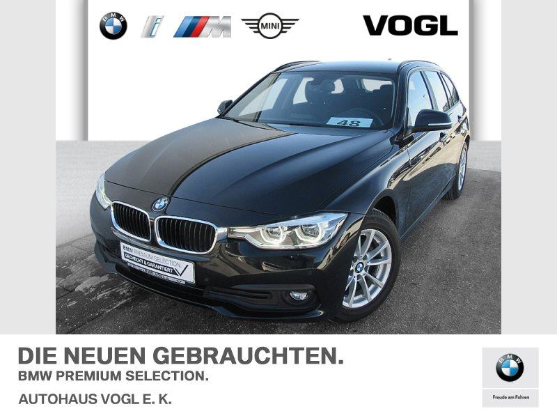 BMW 316d Touring Advantage LED, Navi, Tempomat, PDC, Jahr 2019, Diesel