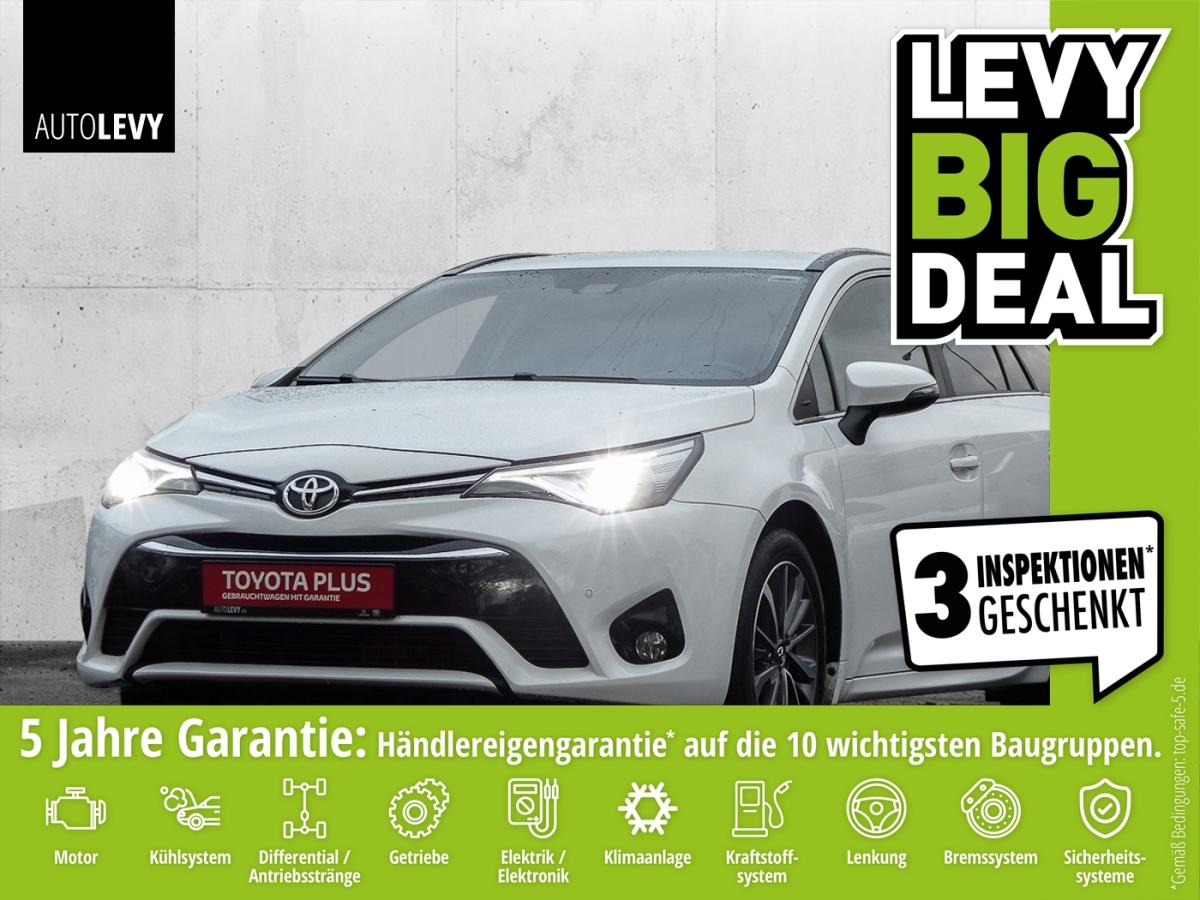 Toyota Avensis Touring Sports 2.0 D-4D Business *NAVI*, Jahr 2015, diesel
