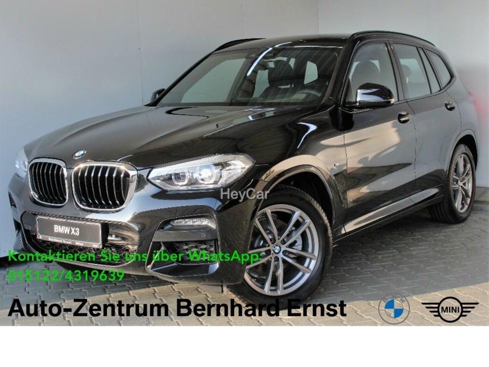 BMW X3 xDrive20d M Sport LED LiveCockpit Navi, Jahr 2021, Diesel
