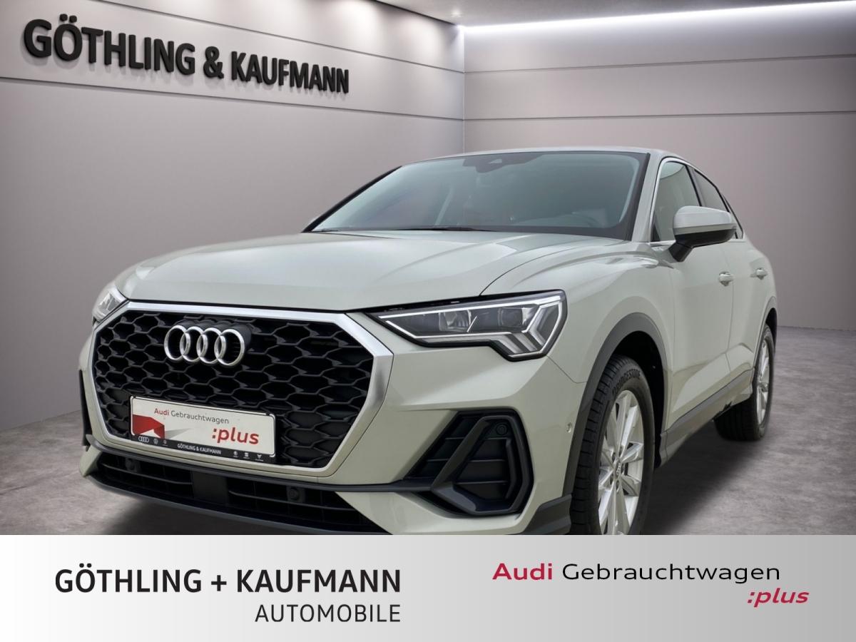 Audi Q3 Sportback 35 TFSI S tro 110 KW*LED*Virtual*Na, Jahr 2020, Benzin