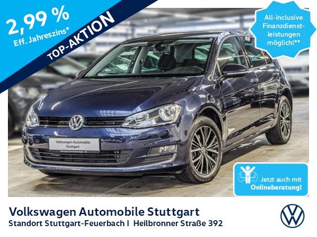 Volkswagen Golf VII 1.2 TSI Trendline Tempomat, Jahr 2016, Benzin