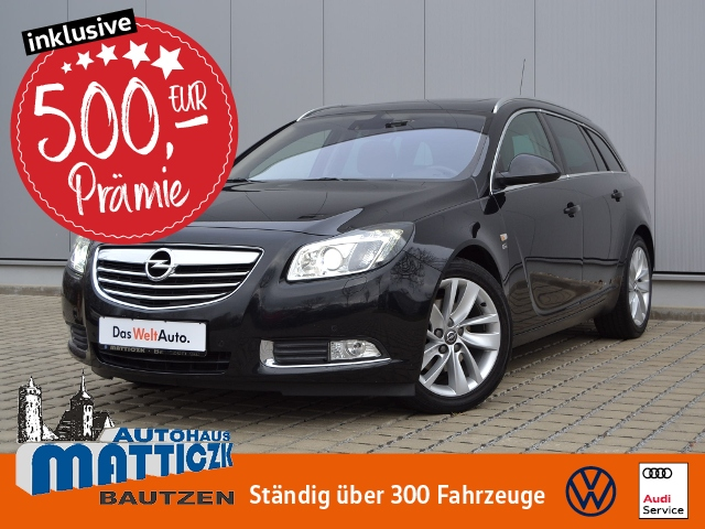Opel Insignia 2.0 CDTI '150 Jahre Opel' Sports Tourer, Jahr 2012, Diesel