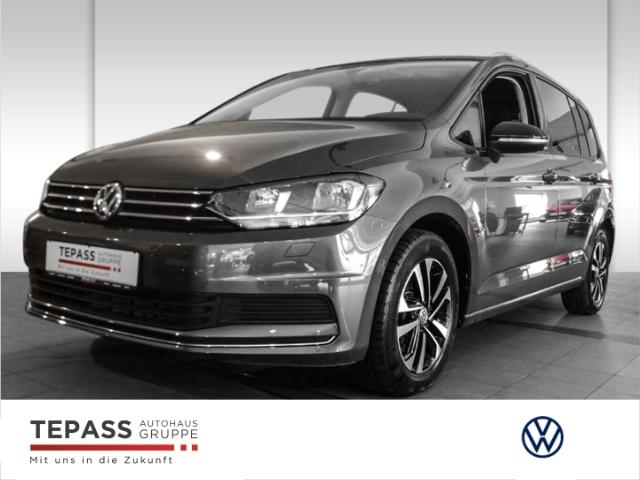 Volkswagen Touran 1.5 TSI DSG IQ-Drive 7 Sitze Navi Freispr. ACC Sitzheizung, Jahr 2019, Benzin