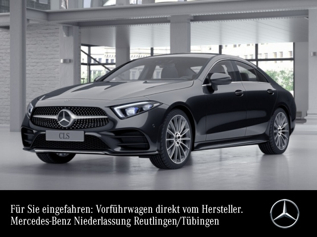 Mercedes-Benz CLS 300 d Cp. AMG WideScreen Multibeam Distr. PTS, Jahr 2020, Diesel