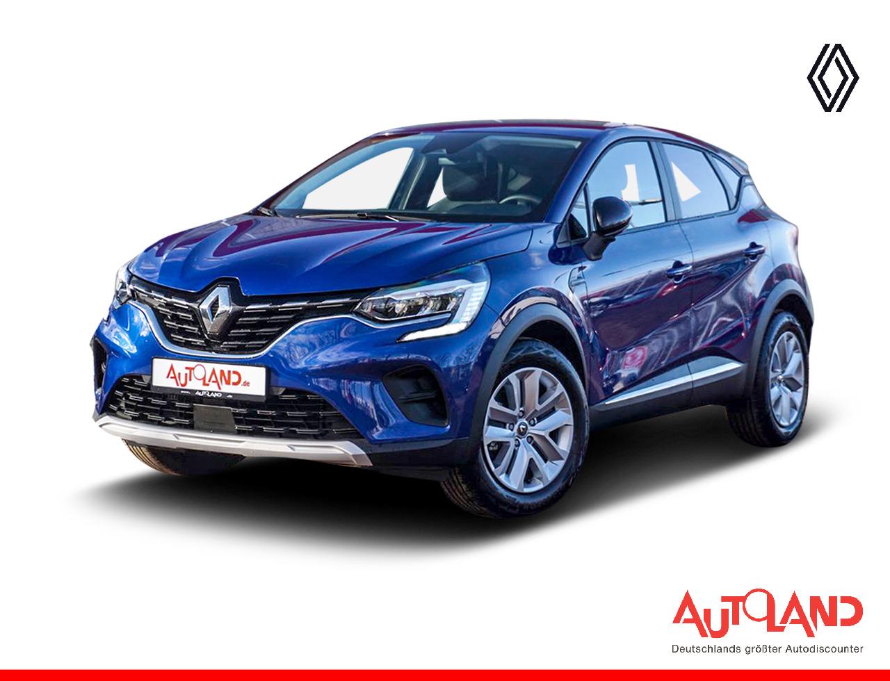 Renault Captur, Jahr 2020, Benzin