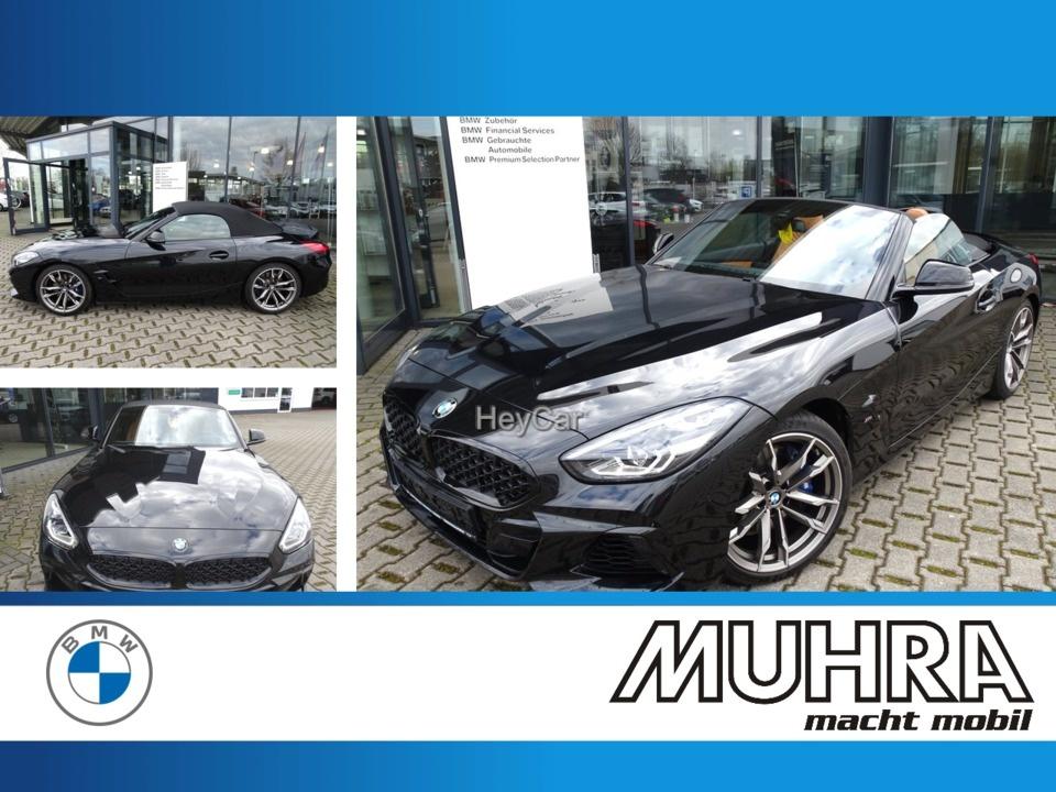 BMW Z4 M40i Head up DAB LED Harman Leder, Jahr 2020, Benzin
