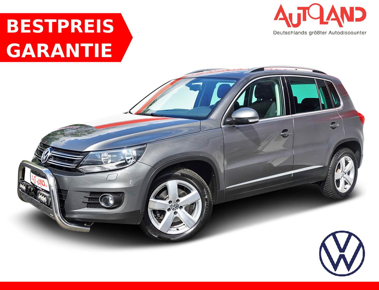 Volkswagen Tiguan, Jahr 2014, Diesel