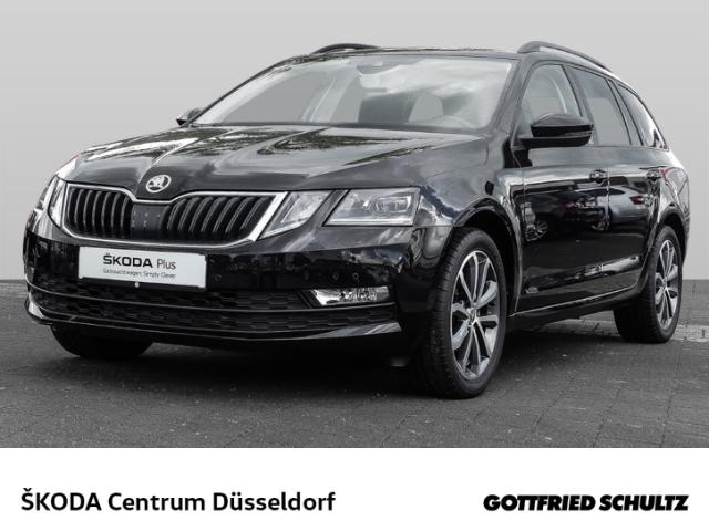 Skoda Octavia Combi 1 4 TSI Drive, Jahr 2017, Benzin