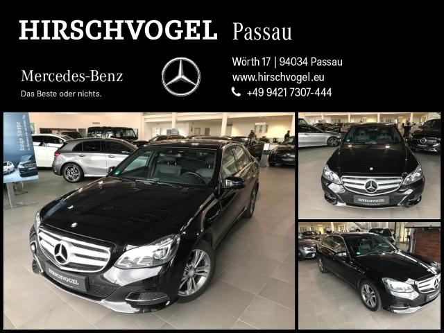 Mercedes-Benz E 250 BT AVANTGARDE+Comand+ILS+PDC+SHZ+Spiegel-P, Jahr 2015, Diesel