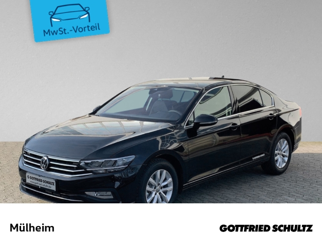 Volkswagen Passat Business Limousine 1.5 TSI 150 PS 6-Gang, Jahr 2020, Benzin