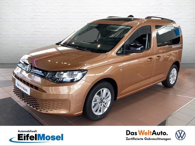 Volkswagen Caddy 2.0 TDI California DSG Klima Pano Sitzh., Jahr 2021, Diesel