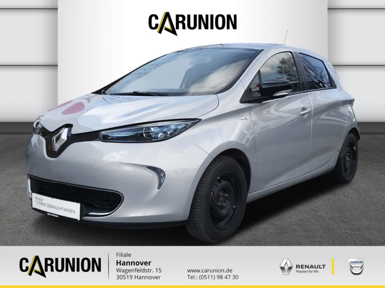 Renault ZOE ( ohne Batterie ) 41 Kwh Intens, Jahr 2017, none
