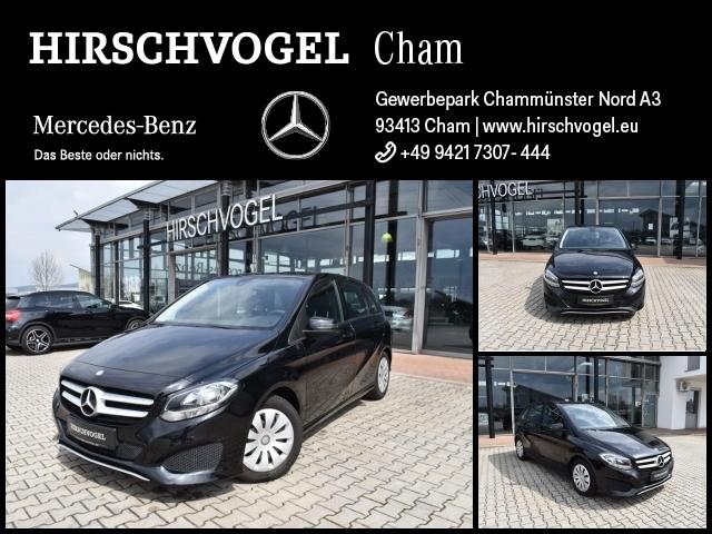 Mercedes-Benz B 220 4M AHK+Parktronic+Sitzheizung+Audio 20 CD, Jahr 2015, Benzin