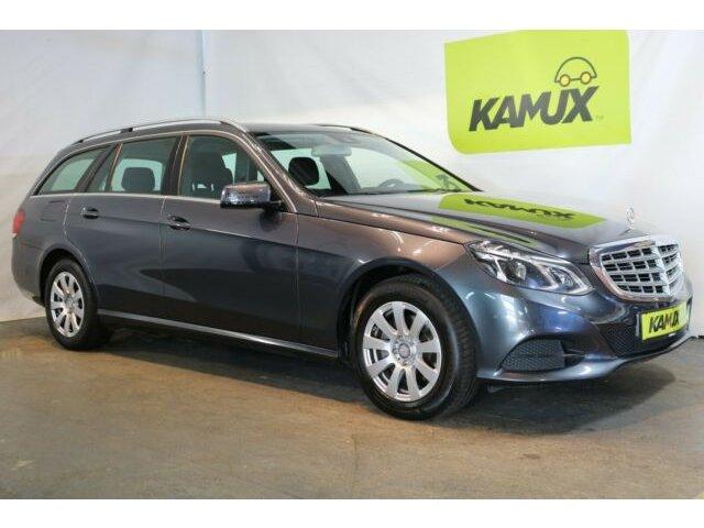 Mercedes-Benz E 220 CDI 7G-Tronic Plus +LED+Navi+PDC+AHK+SHZ+, Jahr 2014, Diesel