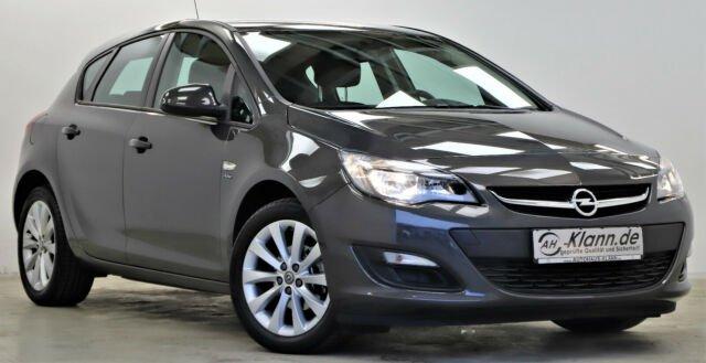 Opel Astra J 1.4 T 140PS Lim. 5-trg. Active Klima SHZ, Jahr 2013, Benzin