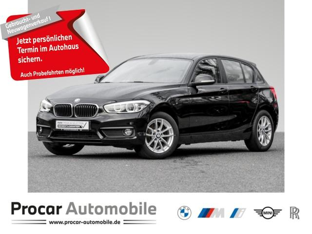 BMW 118i Navi+PDC+LED+Sitzhz.+LM, Jahr 2017, Benzin