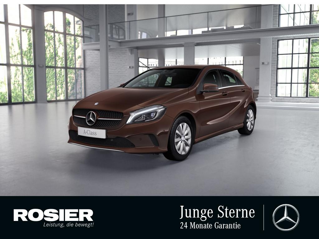 Mercedes-Benz A 180 d Style, Jahr 2016, Diesel