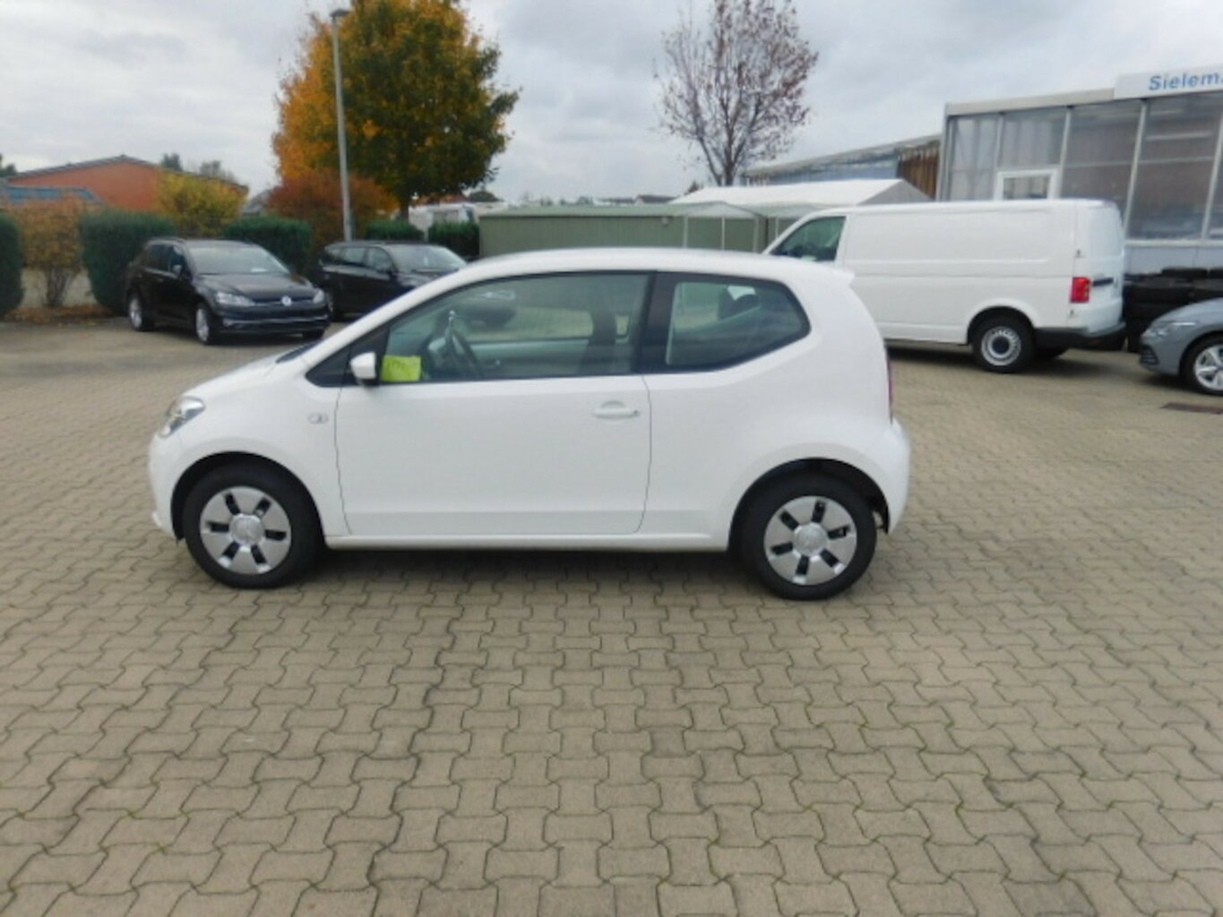 Volkswagen up! 1.0 move Radio CD, Jahr 2017, Benzin