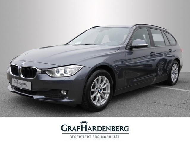 BMW 316i Touring Einparkhilfe hinten Klima, Jahr 2014, Benzin