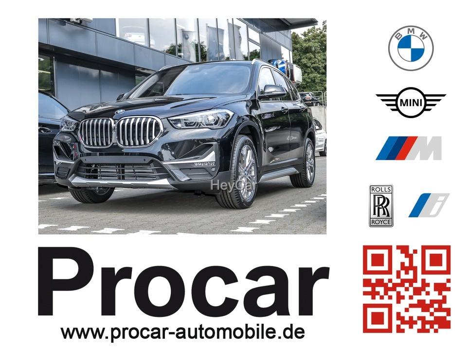 BMW X1 xDrive18d xLine Aut. Klimaaut. AHK PDC HIFI, Jahr 2020, Diesel