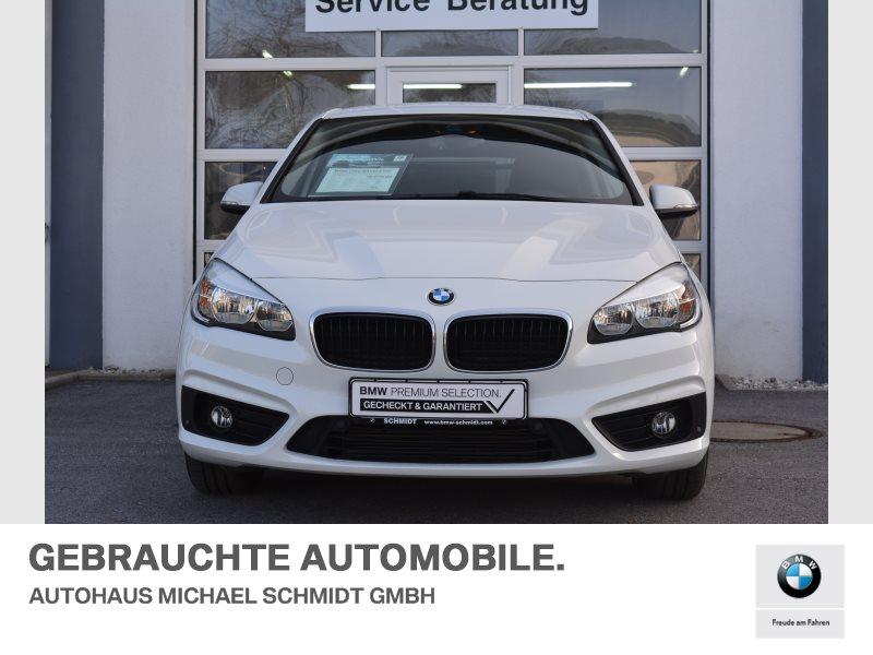 BMW 216d NAVIGATION+TEMPOMAT+SONNENSCHUTZ+ Navi Shz, Jahr 2016, Diesel
