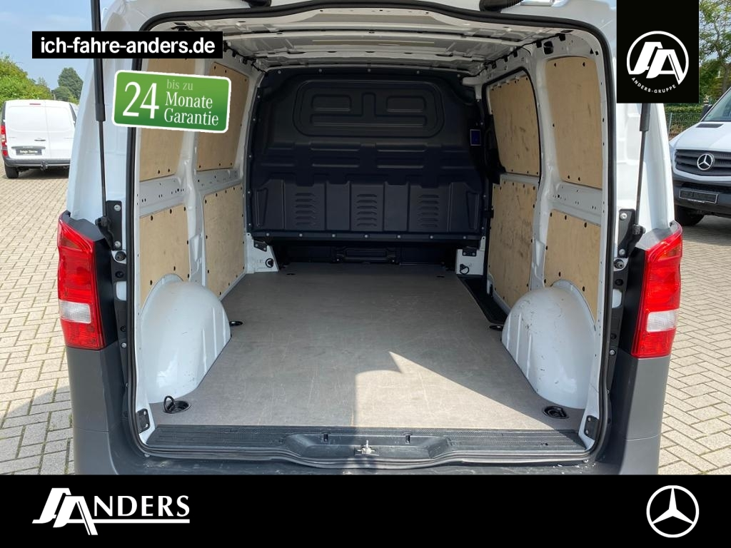 Mercedes-Benz Vito 111 KA/ K Akt.-Park-A*Tempo*Audio10*Klima, Jahr 2017, Diesel