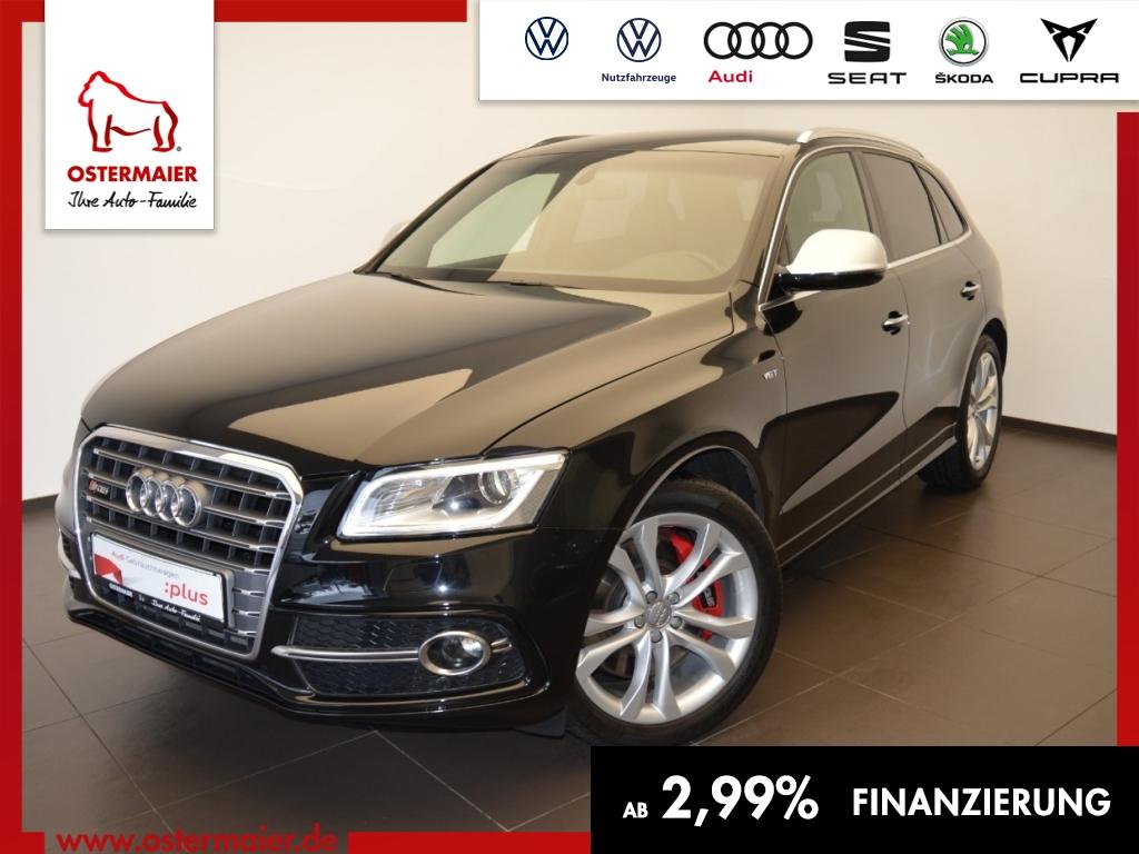 Audi SQ5 3.0TDI 313PS QUATTRO NAVI.LM20.XENON.ALCANTA, Jahr 2015, diesel