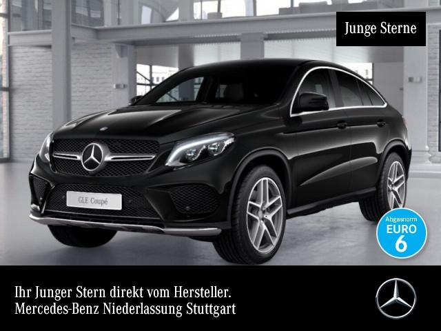 Mercedes-Benz GLE 500 Cp. 4M AMG 360° Airmat Stdhzg Pano Distr+, Jahr 2016, Benzin