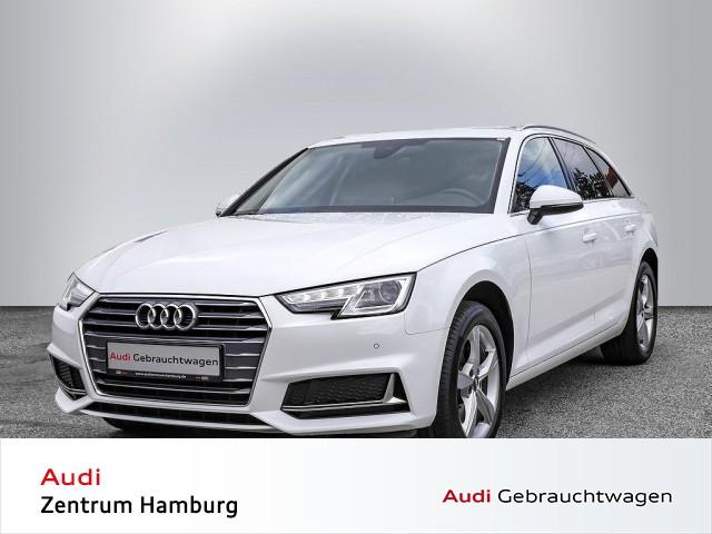 Audi A4 Avant 35 TDI sport S tronic VIRTUAL HEAD-UP AMBIENTE, Jahr 2018, Diesel