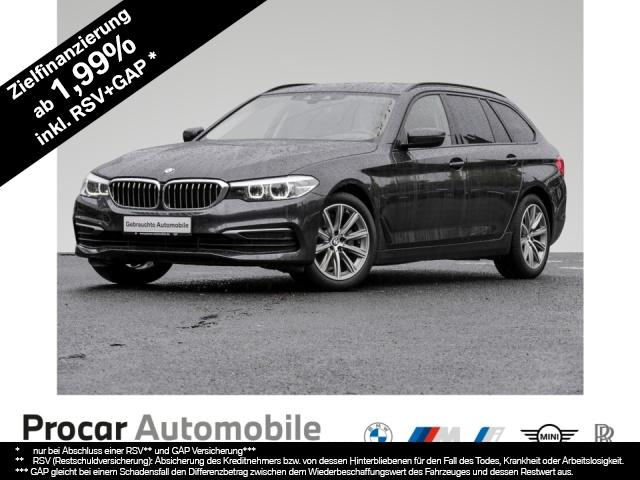 BMW 520d Touring Aut. Navi Klimaaut. Sitzhz. Busines, Jahr 2017, Diesel