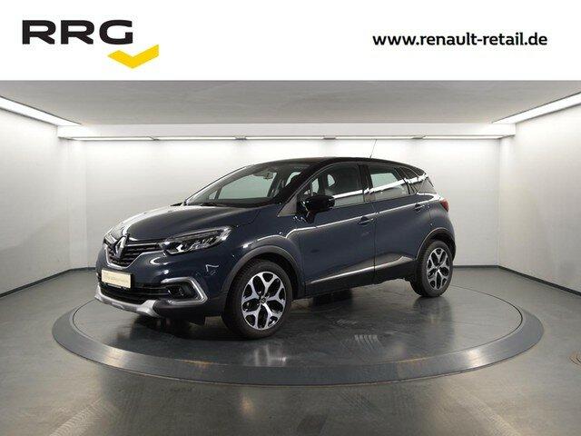 Renault CAPTUR INTENS TCe 150 EDC SELBSTPARKEND, Jahr 2019, Benzin
