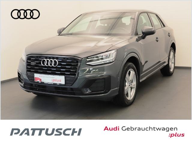 Audi Q2 2.0 TFSI quattro sport Navi LED Sitzhzg., Jahr 2018, Benzin