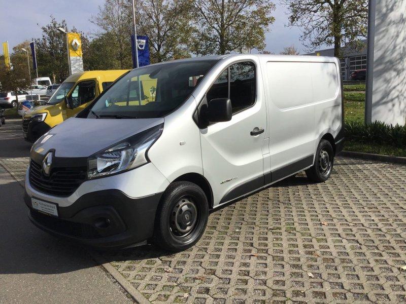 Renault Trafic 1,6 dCi 140 L1H1 2,9 t Komfort, Jahr 2016, Diesel