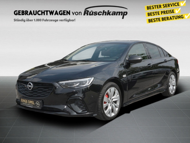 Opel Insignia B Grand Sport GSi Standhzg Glasdach Exklusive BLACK, Jahr 2019, Diesel