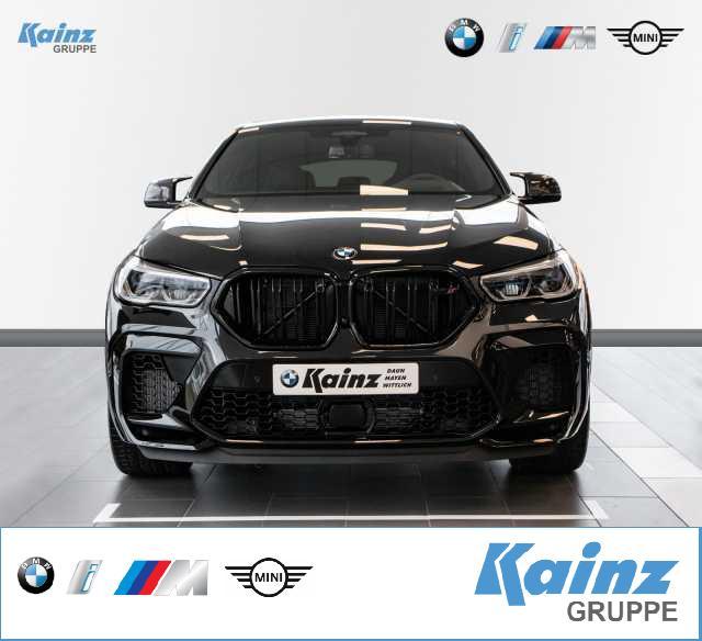 BMW X6 M Competition Vollleder Merino / 21/22' / B&W / DriverŽs Package, Jahr 2020, Benzin