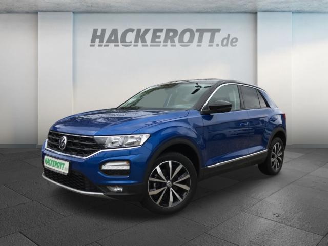 Volkswagen T-Roc Style 1.5 TSI ACT Navi PDC v+h Klimaauto. SHZ, Jahr 2020, Benzin