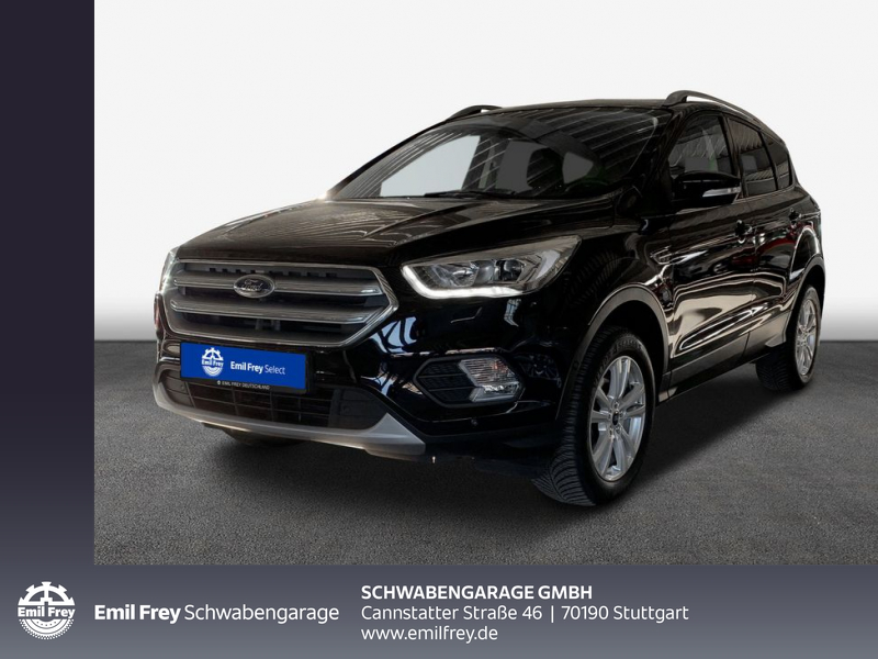 Ford Kuga 1.5 EcoBoost 2x4 Cool & Connect PDC Navi, Jahr 2019, Benzin