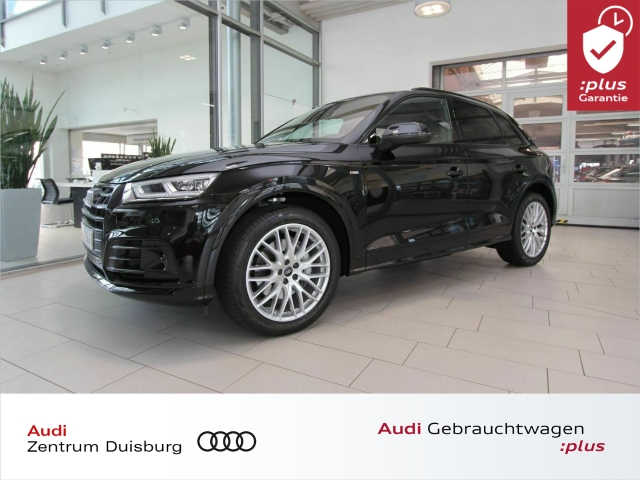 Audi Q5 50 TDI quattro 3xSline Matrix LED Navi ACC, Jahr 2019, Diesel